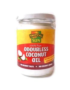 Odourless Coconut Oil (100% Pure) | Buy Online at the Asian Cookshop